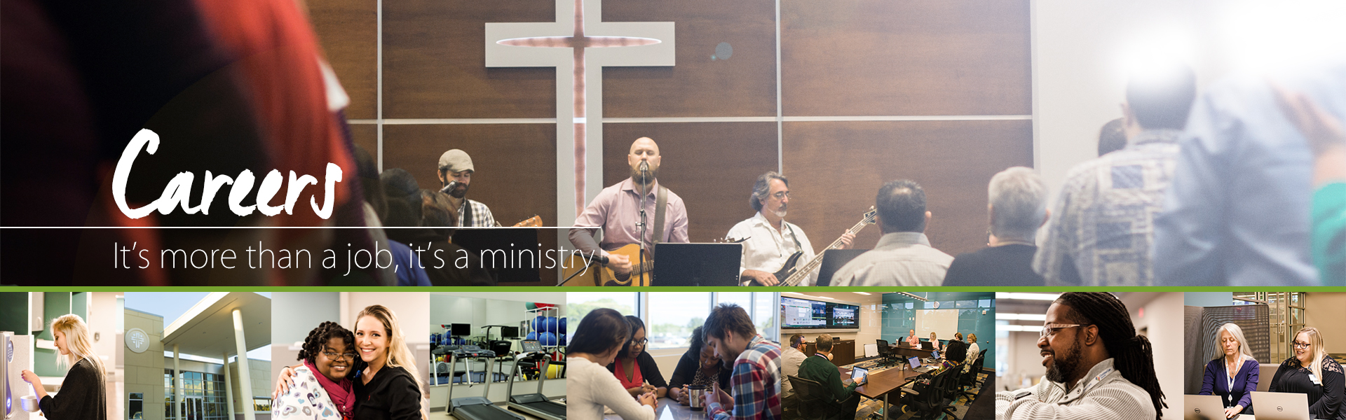 Medi-Share careers. It's more than a job, it's a ministry.